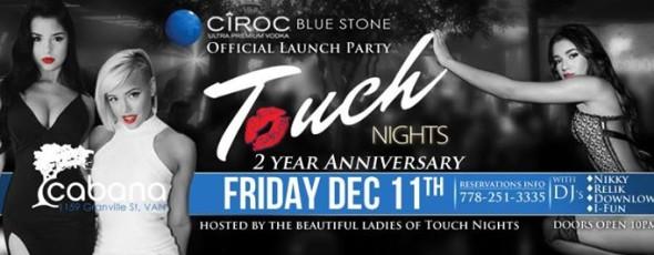 CIROC BLUE LAUNCH PARTY!