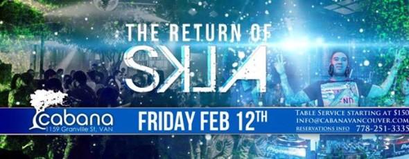 The Return of dj SKLA!
