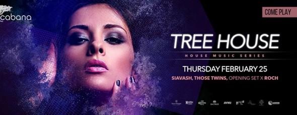 Tree House || Thursday House Music Series