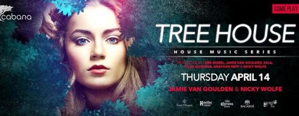 Tree House ♥ House Music – Every Thursday