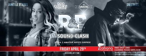 R n B Sound Clash