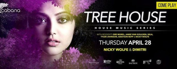 TREEHOUSE House Music Series