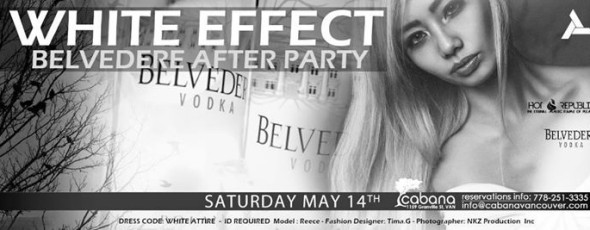 White Effect After Party!