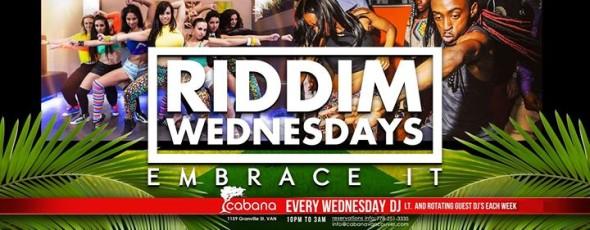 Riddim Wednesdays