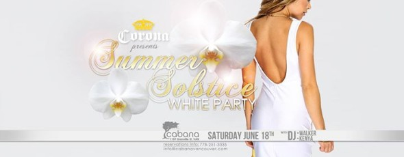 Summer Solstice White Party