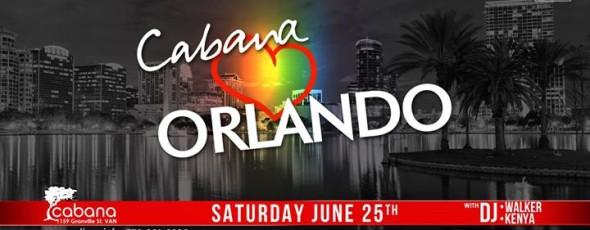 Cabana Loves Orlando