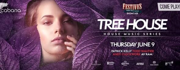 Tree House Thursday House Music Series ► Festivus Music Festival Showcase