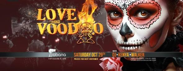 Love & Voodoo Halloween