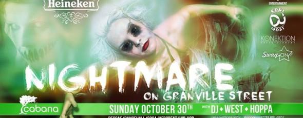 Nightmare On Granville St.