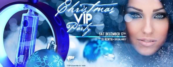 Ciroc Christmas VIP Party