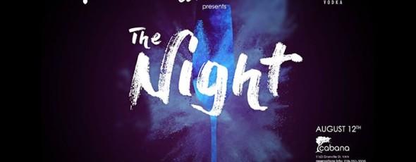 The Night • Cabana Lounge