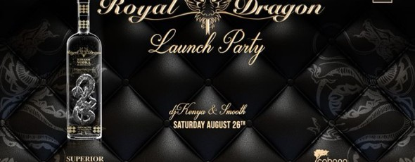Royal Dragon Launch Party