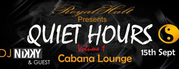 Quiet Hours Volume 1 #90% soldout
