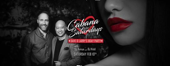 Cabana Presents Dave's & Larry's Birthday Parties!