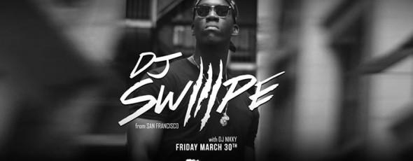 Cabana Fridays w Special Guest DJ Swiiipe