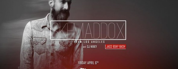 Cabana Fridays: Jags BDAY Party with special guest DJ Skemaddox