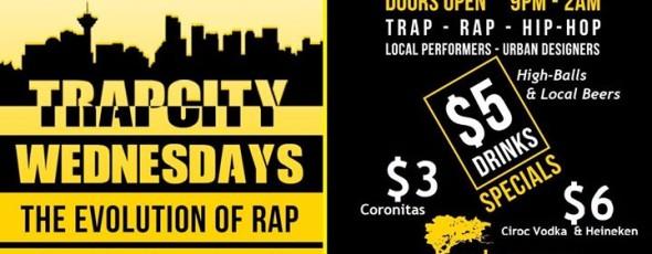 TrapCity Wednesdays – Rap Evolution